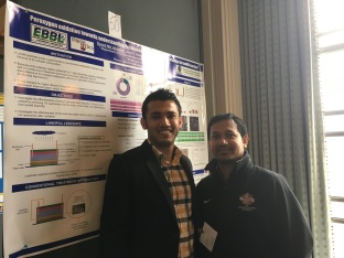 With Dr. Golam Mortuza- Post doctoral research fellow at the University of Michigan, Ann Arbor_February 2017