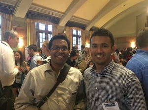 With Dr. Nirupam Aich- Professor at University at Buffalo_June 2017