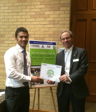 With David Biderman_CEO of The Solid Waste Association of North America (SWANA)_January 2016